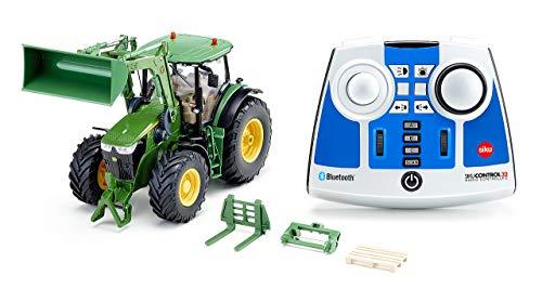 siku 6795, John Deere 7310R Traktor mit...