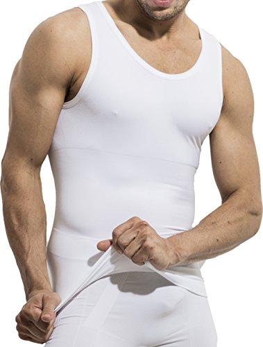 UnsichtBra Shapewear Unterhemd Herren   Body...