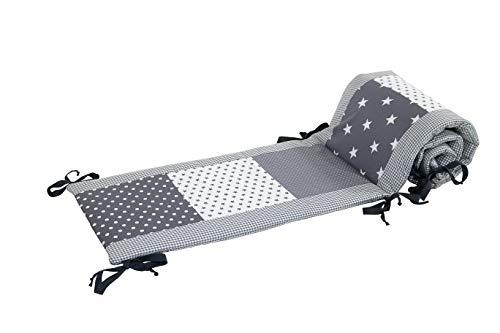 Bettumrandung für Babybett 60x120 cm   Made in EU...