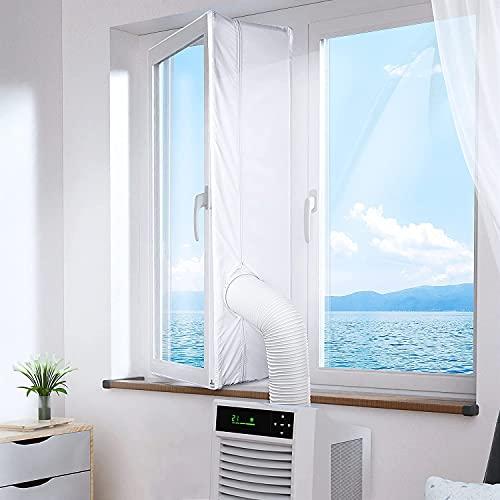 400cm Universal Fensterabdichtung für Mobile...