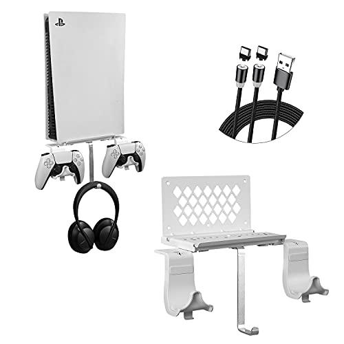 PS5 Wandhalterung - Hosanwell PS5 Konsole Zubehör...