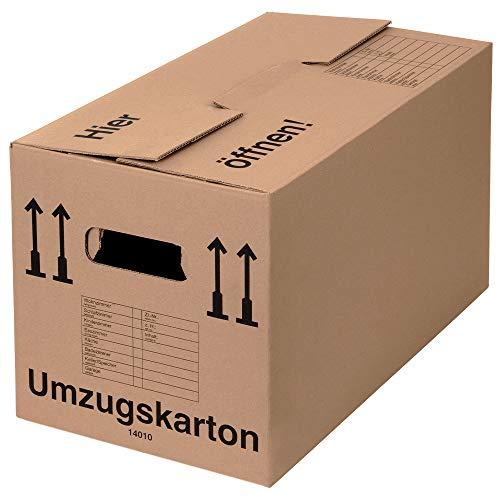 BB-Verpackungen 20 x Umzugskarton PROFI 600 x 328...
