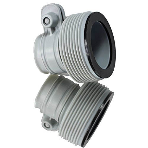 |INTEX 1.25' to 1.5' Type B Hose Adapters for...
