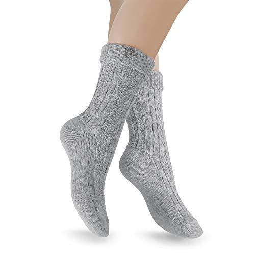 Celodoro Damen und Herren Trachten Socken (2 Paar)...