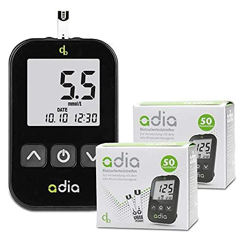 Adia Diabetes-Starter-Set inkl....