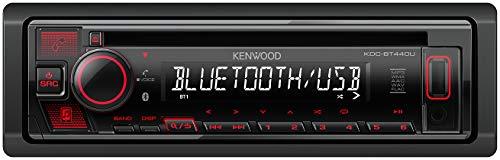 Kenwood KDC-BT440U CD-Autoradio mit Bluetooth...