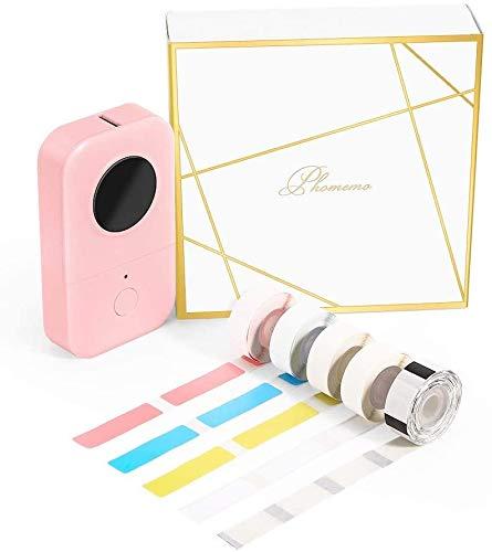 Phomemo D30 Bluetooth Etikettendrucker Mini...