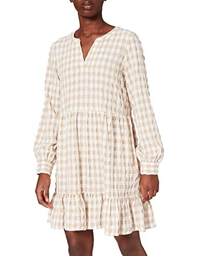 VERO MODA Damen VMKIMI W/L Short Dress WVN Kleid,...