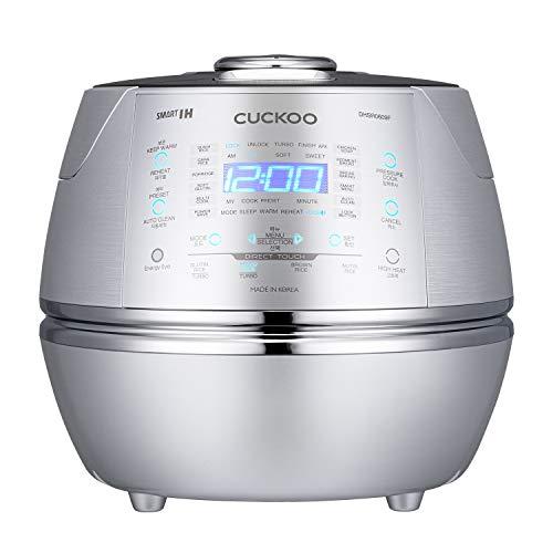 CUCKOO CRP-DHSR0609F Dampfdruck-Reiskocher 1080ml...