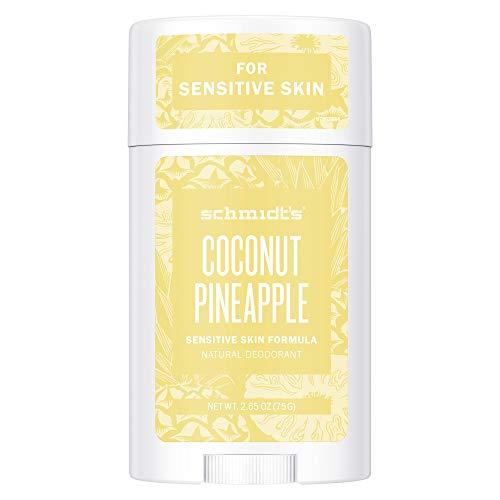 Schmidt's Deodorant Stick Coconut + Pineapple, 1er...