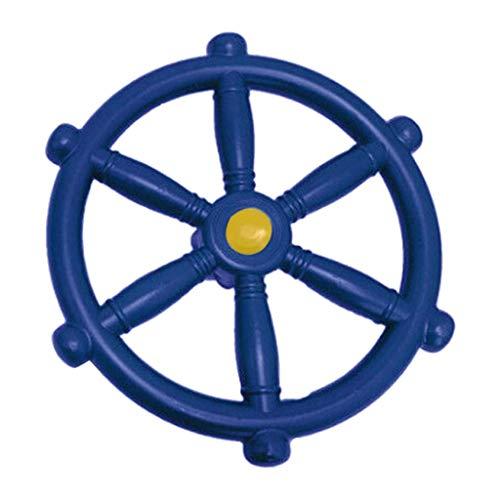 SunniMix Hohe Qualität Tragbare Pirate Schiff Rad...