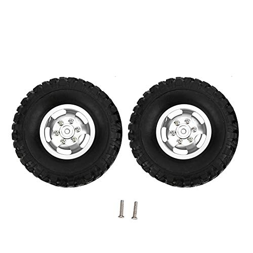 VGEBY Modell Spielzeug Reifen, Reifen für LKW...