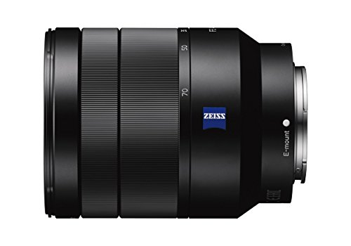 Sony SEL-2470Z Zeiss Zoom-Objektiv (24-70 mm, F4,...