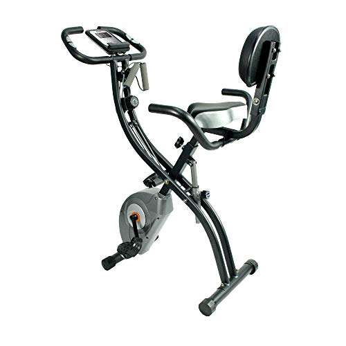 ATIVAFIT Fitness Bike 4in1 Heimtrainer mit...