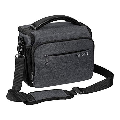 PEDEA DSLR-Kameratasche Noble Fototasche für...