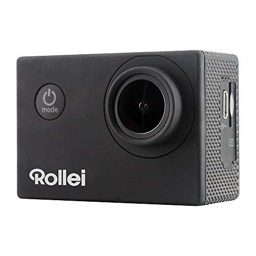 Rollei Actioncam 4S Plus - WiFi Action-Cam mit 4K...