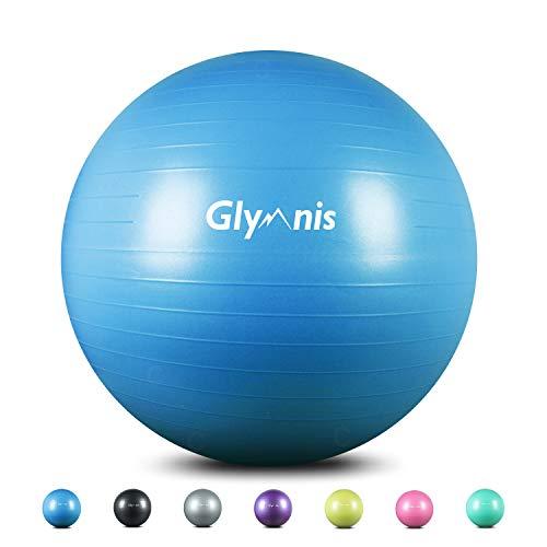 Glymnis Gymnastikball Sitzball 55cm 65cm 75cm...