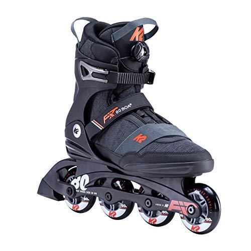 K2 Inline Skates F.I.T. 80 BOA Für Herren Mit K2...