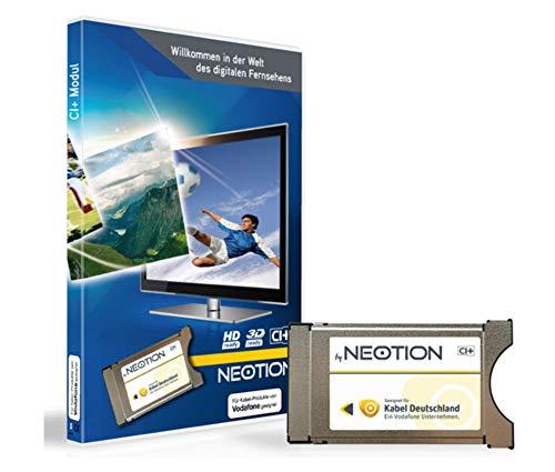 Neotion CI+ Modul für Sender von Kabel...