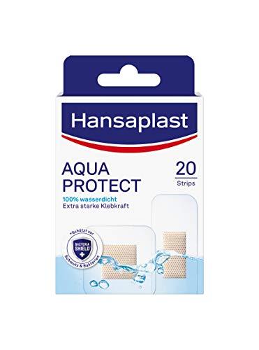 Hansaplast Aqua Protect Pflaster (20 Strips),...