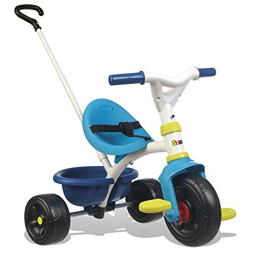 Smoby 740323 Be Fun Dreirad blau Kinderdreirad mit...
