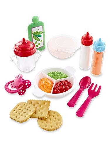 Vertbaudet Puppen-Set zum Füttern und Essen...