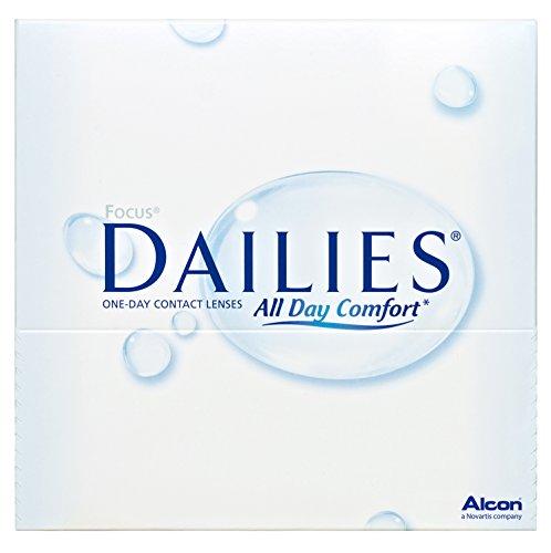Focus Dailies All Day Comfort Tageslinsen weich,...