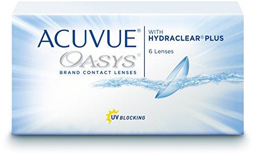 ACUVUE OASYS Kontaktlinsen – 2-Wochen-Linsen...