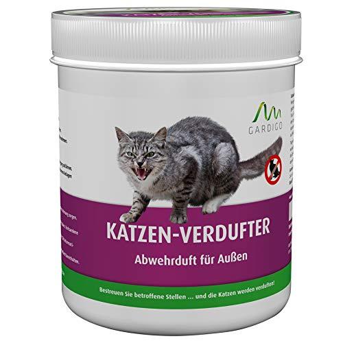 Gardigo Katzen Verdufter Granulat für Haus,...
