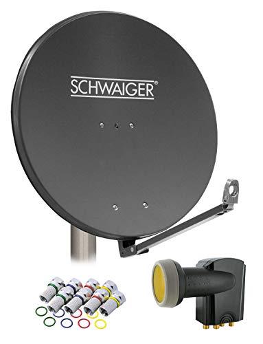 SCHWAIGER -4609- Sat Anlage, Satellitenschüssel...