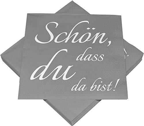 Heku 30243-136: 100 Servietten, 3-lagig, Schön...