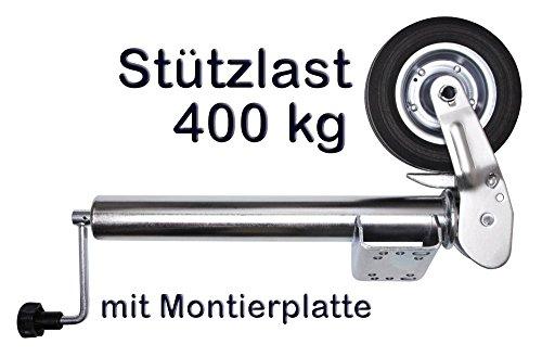 Otger Lensker PKW Anhänger Stützrad Automatik...