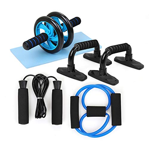 TOMSHOO Fitness Geräte, AB Roller Bauchtrainer...