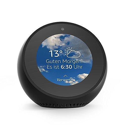 Amazon Echo Spot, Smarter Wecker mit Alexa -...