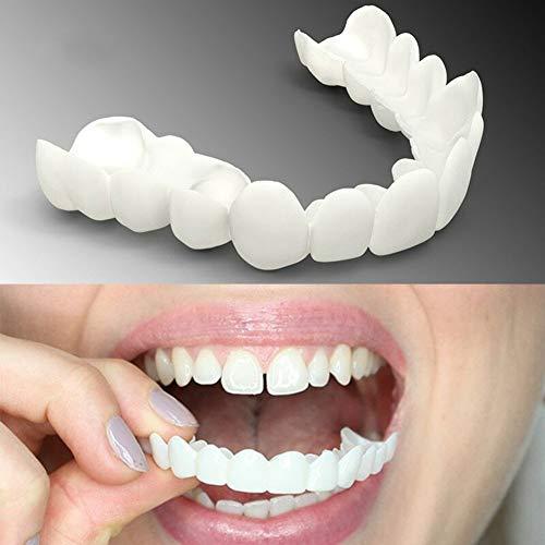 2 Stücke (Upper Teeth Denture) Temporäre...