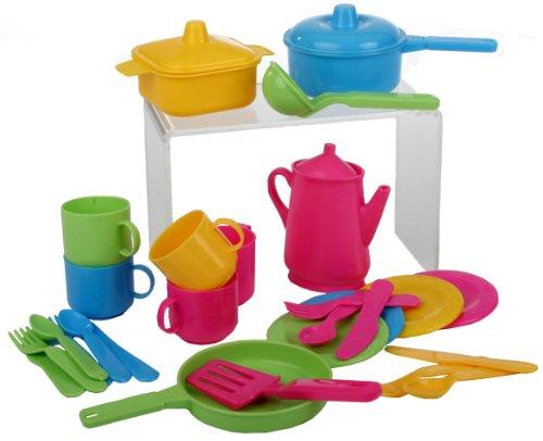 Haberkorn 30 tlg Küchenset für Spielküche...