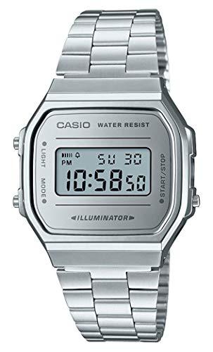 Casio Unisex Erwachsene Digital Quarz Uhr mit...