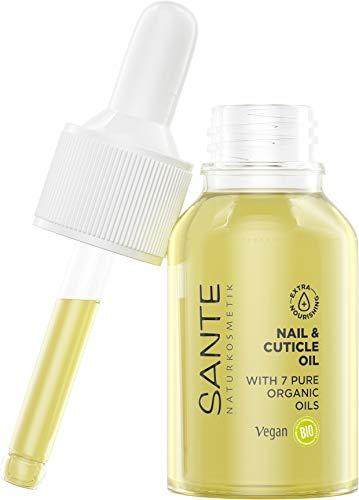 SANTE Naturkosmetik Nail & Cuticle Oil,...