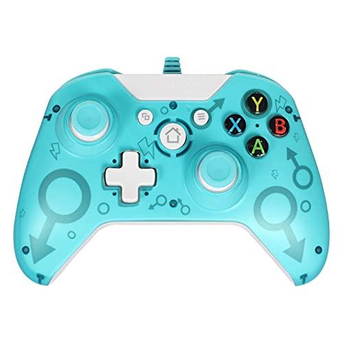 GZW-Shop Kabelgebundener Controller Gamepad für...