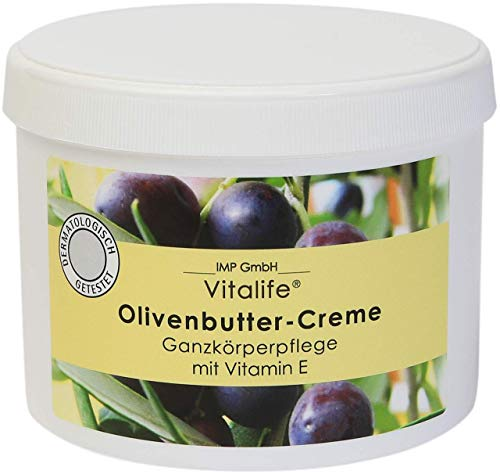 Olivenöl Ganzkörperpflege Olivenbutter-Creme...