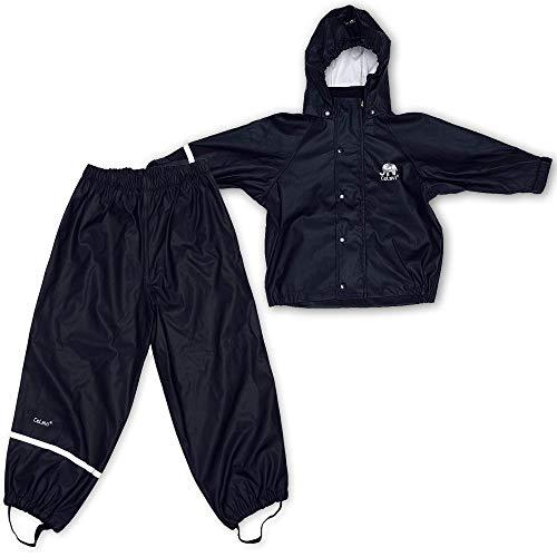 Celavi Kinder Unisex Regen Anzug, Jacke und Hose,...