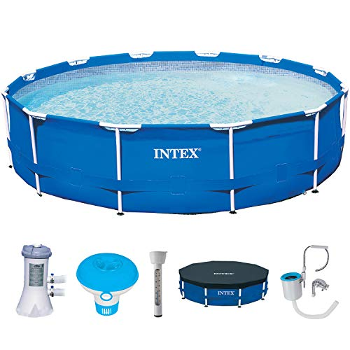Intex 28214 Frame Pool 366x84 Komplettset