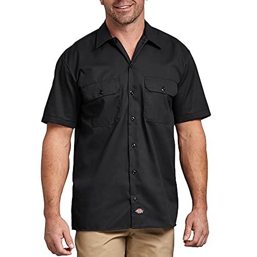 Dickies Herren Freizeithemd Work Shirt Short...