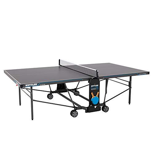 KETTLER K5, Outdoor Profi Tischtennisplatte,...