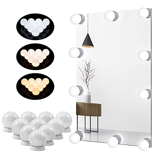 Led Spiegelleuchte, Schminklicht für Spiegel,...