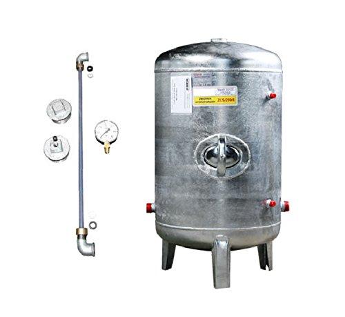 Druckbehälter 100 150 200 300 500 L 6 bar...