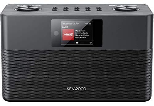 Kenwood CR-ST100S-B - SmartRadio mit DAB+, UKW,...
