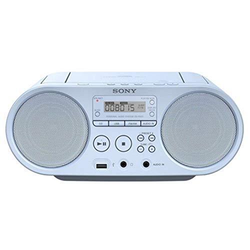 Sony ZSP-S50 CD/USB Radiorekorder (AM/FM),...