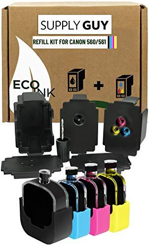 SupplyGuy Nachfülltinte kompatibel mit Canon...