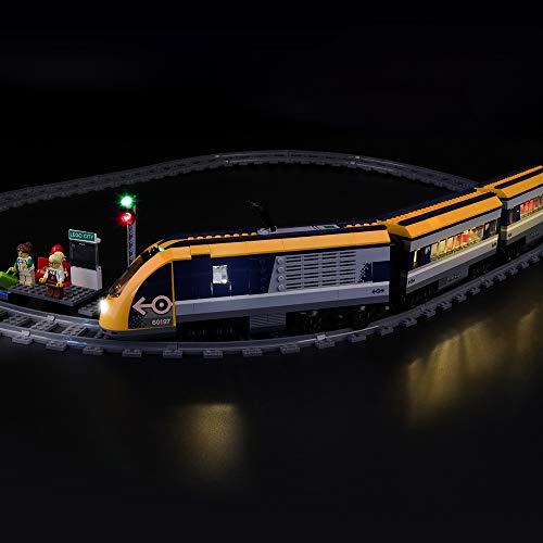 LIGHTAILING Licht-Set Für (City Personenzug)...